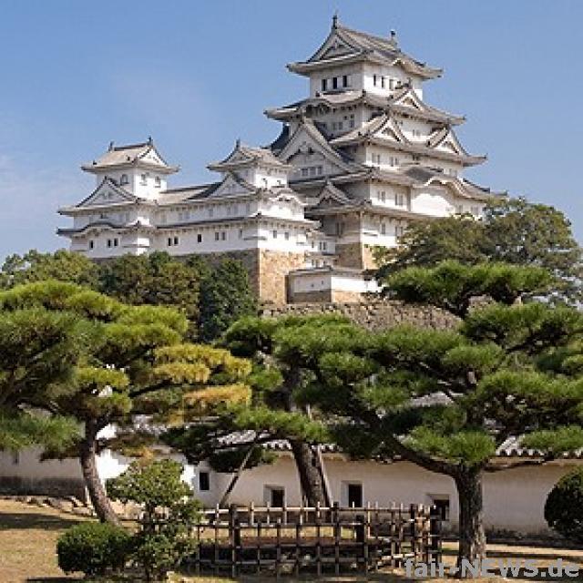 Romantischer herbst in japan urlaub im fernen asien