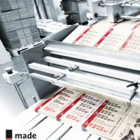 Kalenderproduktion made in Germany © terminic GmbH