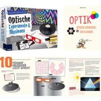 Spaß mit optischen Experimenten und Illusionen