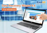 EaseUS Data Recovery Wizard 9.8