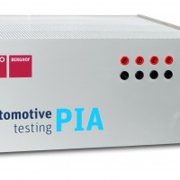PIA - Berghof's Powertrain Injector Application
