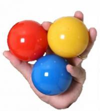 Jonglieren macht Spaß und ist gesund. Für jung und alt.