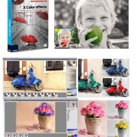 x Color effects 10 Professional - Bilddesign