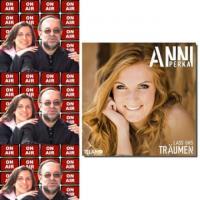 Roland Rube und Ariane Kranz On Air mit Anni Perka