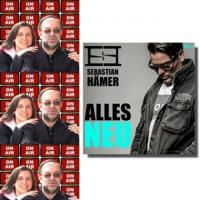 Roland Rube und Ariane Kranz On Air mit Sebastian Hämer