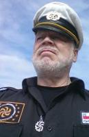 Dr.Wolf Weber-Hill Kapitän der GIGA THOR S.A.