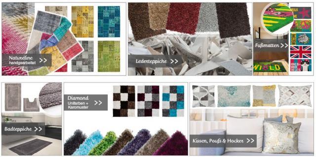 Bei Kayoom Teppiche für jedes Zimmer online auswählen und