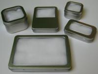 Kronenberg24 Schmuckverpackung aus Metall