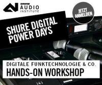 Shure Digital Power Day