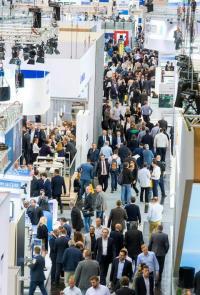 Die Datolution GmbH aus Erlangen präsentierte sich erstmals auf der Security in Essen. (Bildquelle: Rainer-Schimm_MESSE-ESSEN)