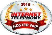 "Die STARFACE Cloud wurde mit dem ""2016 INTERNET TELEPHONY Hosted VoIP Excellence Award"" prämiert."
