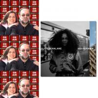 Roland Rube und Ariane Kranz On Air: Hologramm