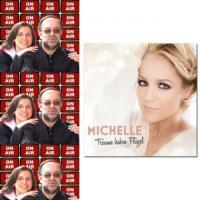 Roland Rube und Ariane Kranz On Air mit Michelle