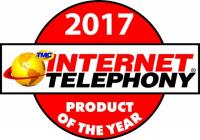 STARFACE wurde vom US-Verlag TMC mit dem 2017 INTERNET TELEPHONY Product of the Year Award prämiert.