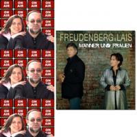 Roland Rube und Ariane Kranz On Air mit Freudenberg & Lais