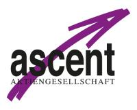 Logo ascent AG