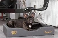 Edles Hundebettchen DoggyBed Soft Style