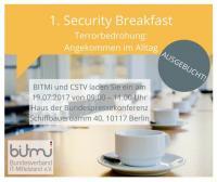 BITMi Security Breakfast