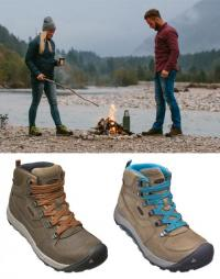 KEEN Westward Mid Leather WP