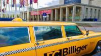 pcBilliger Technik-Taxi auf der VENUS 2017