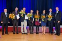 Preisträger des meridol®-Preises (Bildquelle: CP GABA)