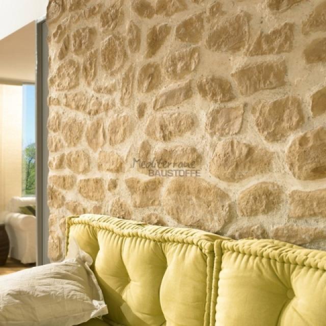 steinpaneele fr eine mediterrane wandgestaltung - Mediterrane Wandgestaltung