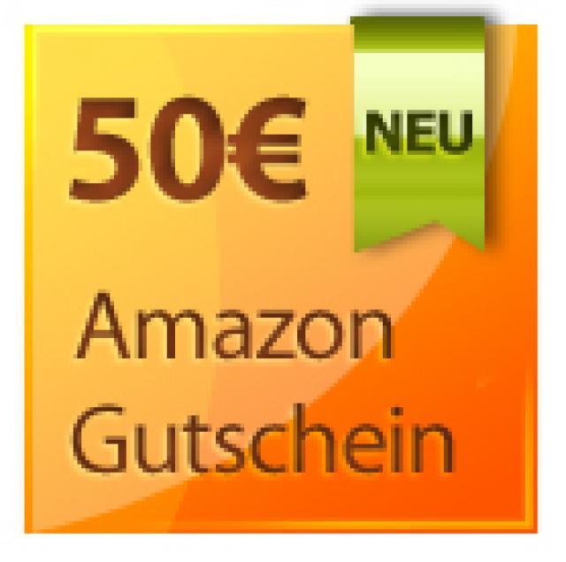 amazon 50 euro gutschein kostenlos