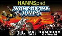 HANNSpad Night of the Jumps