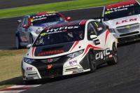 Mit dem Civic WTCC startet Honda 2013 bei der FIA Tourenwagen-WM