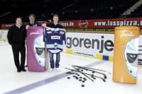 Eiskalte Partner: Gorenje wird Sponsor der Hamburg Freezers