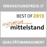 Signet Best of Qualitätsmanagement