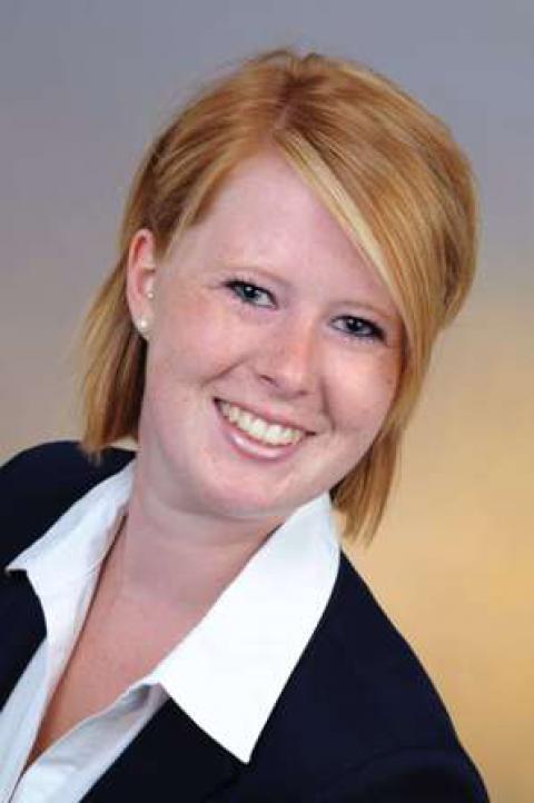 <b>Jessica Arnold</b>, Beraterin bei der Rüsselsheimer Volksbank - 939309