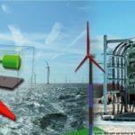 Elektrische Komponenten für Windparks