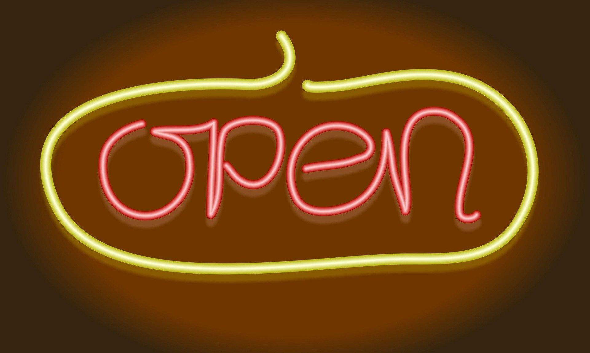 PR-Shop open