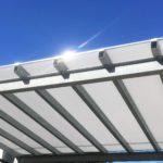 Sommerzeit - Terrassenzeit - Lichtdurchlässige Überdachungen aus Kunststoff