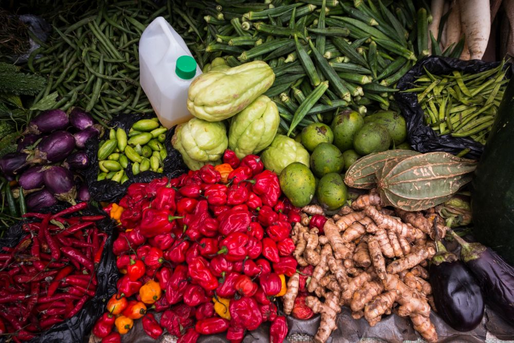 Markt in Kampala_Cotonea