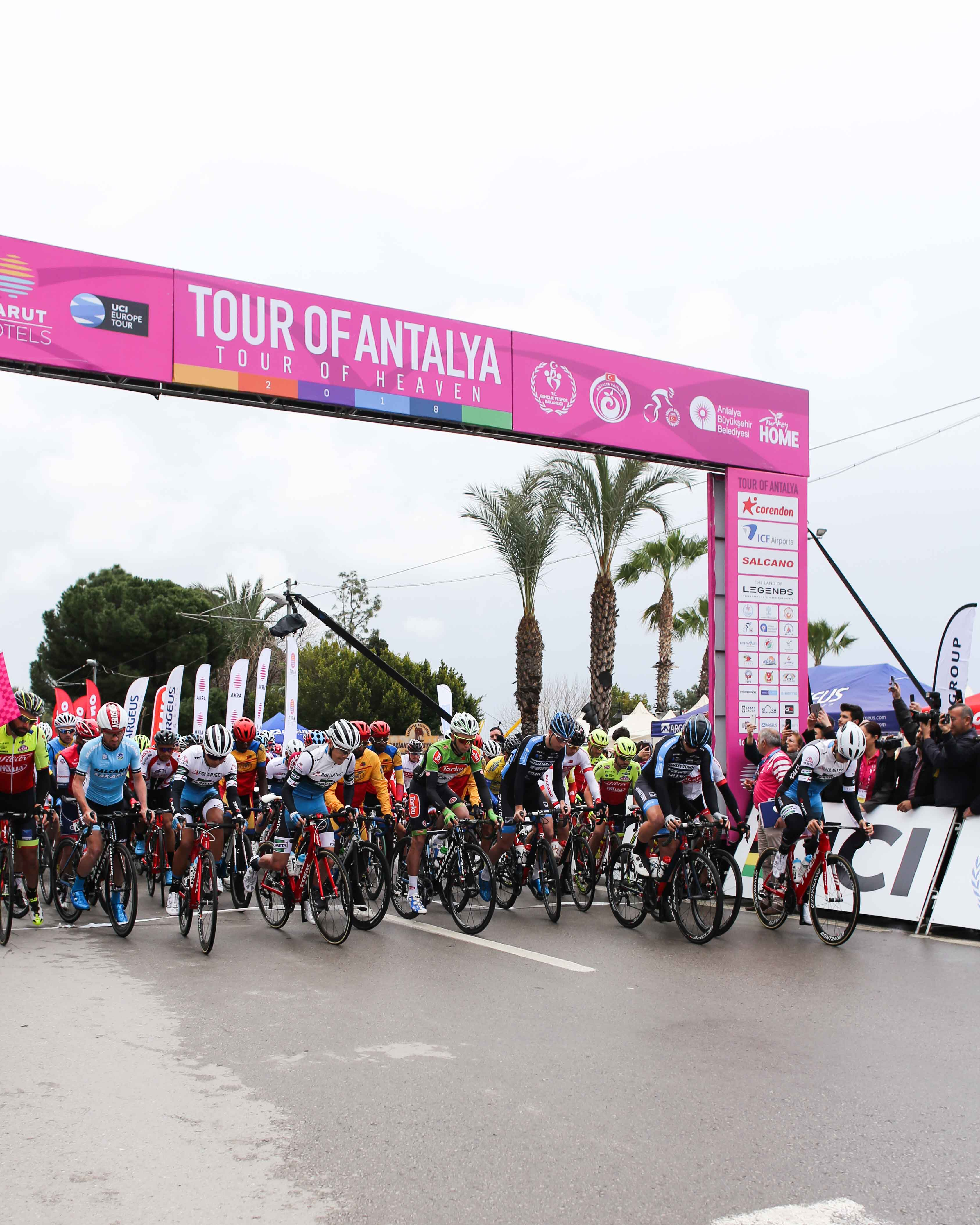 Tour of Antalya AKRA 2019