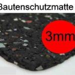 Bautenschutzmatten - building protection mats
