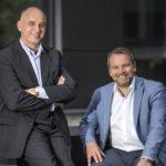 Die neuen geschäftsführenden Gesellschafter von NOBILIS Dr. Joachim Henseler (l.)