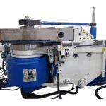 Mit der Rohr- und Profilkaltbiegemaschine CNC 220 HD fertigt Framo passgenaue Rohrsysteme