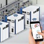Predictive Maintenance in der Druckluftversorgung durch cloudbasierte Zustandserfassung