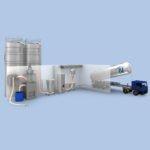 NORRES Schläuche in der Food/Pharma-Industrie
