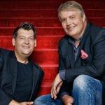 Philipp Schmid und Hans-Jürgen Mende laden zum Benefizabend _ Verwendung honorarfrei (c)Christian Spielmann_NDR