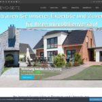 Webdesign für Immobilien Webseiten günstig erstellen lassen