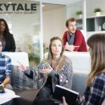 """Neuer Online-Kurs von Skytale: """"Unternehmenssicherheit für Führungskräfte"""""""