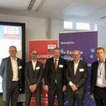 IfKom und deutsche ict + medienakademie: Breitband goes Company