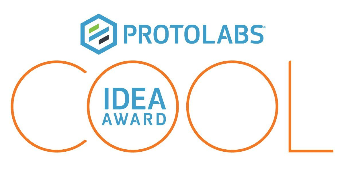 Protolabs Cool Idea Award (Bildquelle: @Protolabs)