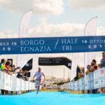 Borgo Egnazia Halbtriathlon – ein Debüt mit großem Erfolg