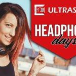 ULTRASONE Klang-Highlights zum Fest & attraktive Sales-Aktionen bei den ULTRASONE Headphone Days im November