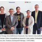 Hexacom ist neuer TUXGUARD-Distributor